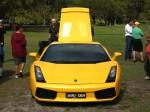 Photos street Australia Melbourne Ferrari Concours 1 April 2007: Lamborghini Gallardo