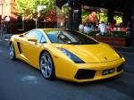 Melbourne   Exotic Spotting in Melbourne: Lamborghini Gallardo