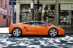 Right   Exotic Spotting in Melbourne: Lamborghini Gallardo - profile right 2 (Melbourne, Vic, 5 Oct 08)
