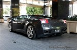 Lamborghini   Exotic Spotting in Melbourne: Lamborghini Gallardo - rear left 1 (Crown Casino, Vic, 29 March 08)