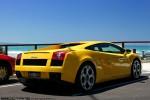 Right   Exotics on Victoria's Surf Coast: Lamborghini Gallardo - rear right 1 (Lorne, Vic 7 Feb 2010)