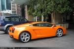 Exotic Spotting in Melbourne: Lamborghini Gallardo - rear right 2 (Crown, Vic, 3 Sept 09)