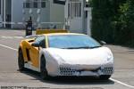 SALE,   Lamborghini factory, Sant'Agata, Italy - 20 May 2011: