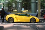 Melb   Exotic Spotting in Melbourne: Lamborghini Gallardo SE - profile right (Melbourne, Vic, 25 Nov 08)