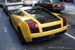 Left   Exotic Spotting in Melbourne: Lamborghini Gallardo SE - rear left (Melbourne, Vic, 25 Nov 08)