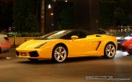 Exotic Spotting in Melbourne: Lamborghini Gallardo Spider - front left 6 (Crown Casino, Victoria, 27 Feb 09)