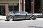 Exotic Spotting in Melbourne: Lamborghini Gallardo Spider - profile right (Melbourne, Vic, 14 Jan 08)9