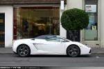 Exotic Spotting in Melbourne: Lamborghini Gallardo Spider - profile right (Toorak, Vic, 23 Aug 09)