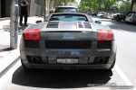Lambo   Exotic Spotting in Melbourne: Lamborghini Gallardo Spider - rear (Melbourne, Vic, 14 Jan 08)9