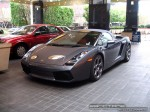 In   Exotic Spotting in Melbourne: Lamborghini Gallardo Spyder - front left 2 (Crown Casino, Vic, 30 June 08)