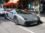 Lamborghini   Exotic Spotting in Melbourne: Lamborghini Gallardo Superleggera