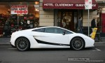 Exotic Spotting in Melbourne: Lamborghini Gallardo Superleggera - profile 1a