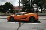 Left   Exotic Spotting in Melbourne: Lamborghini Gallardo Superleggera - profile left (Glen Waverley, Vic, 4 Oct 08)