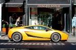 South   Exotic Spotting in Melbourne: Lamborghini Gallardo Superleggera - profile right (South Yarra, Vic, 25 Oct 09)