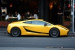 South   Exotic Spotting in Melbourne: Lamborghini Gallardo Superleggera - profile right (South Yarra, Vic, 8 June 08)