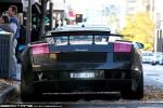 23   Exotic Spotting in Melbourne: Lamborghini Gallardo Superleggera - rear (South Yarra, Vic, 23 May 2010)