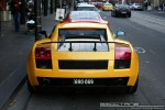 Exotic Spotting in Melbourne: Lamborghini Gallardo Superleggera - rear (South Yarra, Vic, 8 June 08)