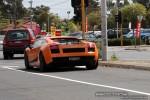 Lamborghini   Exotic Spotting in Melbourne: Lamborghini Gallardo Superleggera - rear left (Glen Waverley, Vic, 4 Oct 08)