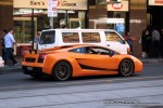 Exotic Spotting in Melbourne: Lamborghini Gallardo Superleggera - rear right (Melbourne, Victoria, Australia)