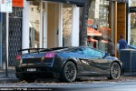 Exotic Spotting in Melbourne: Lamborghini Gallardo Superleggera - rear right (South Yarra, Vic, 23 May 2010)a