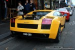 Exotic Spotting in Melbourne: Lamborghini Gallardo Superleggera - rear right 1 (South Yarra, Vic, 8 June 08)