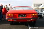 Gto   Ferraris and Aston Martins in Mornington: Lamborghini Jarama - rear (Mornington, Victoria, 14 Jun 09)