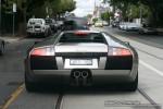 Left   Exotic Spotting in Melbourne: Lamborghini Murcielago - front left (Toorak, Vic, 7 Mar 09)