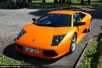 Left   Exotic Spotting in Melbourne: Lamborghini Murcielago - front left 2 (Moorabbin Airport, Vic, 19 Sept 09)