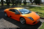 Exotic Spotting in Melbourne: Lamborghini Murcielago - front right 2 (Moorabbin Airport, Vic, 19 Sept 09)