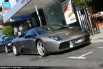 Right   Exotic Spotting in Melbourne: Lamborghini Murcielago - front right 4 (Toorak, Vic, 9 Aug 08)