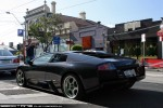 Left   Exotic Spotting in Melbourne: Lamborghini Murcielago - rear left (Prahran, Vic, 19 Dec 09)