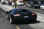 Lamborghini   Exotic Spotting in Melbourne: Lamborghini Murcielago - rear left (South Yarra, Vic, 22 March 08)
