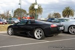 Lamborghini   Exotic Spotting in Melbourne: Lamborghini Murcielago - rear left 2 (Port Melbourne, Vic, 20 Sept 08)
