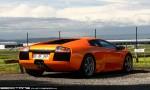 98octane Photos Exotic Spotting in Melbourne: Lamborghini Murcielago - rear right (Moorabbin Airport, Vic, 19 Sept 09)