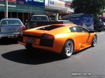 Lamborghini   Exotic Spotting in Melbourne: Lamborghini Murcielago - rear right 1 (Glen Waverley, Vic, 22 March 08)