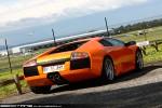 Right   Exotic Spotting in Melbourne: Lamborghini Murcielago - rear right angle (Moorabbin Airport, Vic, 19 Sept 09)
