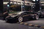 Lambo   Exotic Spotting in Melbourne: Lamborghini Murcielago LP640 - front left 5 (Crown Casino, Victoria, 27 Mar 09)