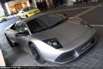 Exotic Spotting in Melbourne: Lamborghini Murcielago LP640 - front right 4 (Crown, Vic, 26 Mar 09)