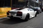 Lamborghini   Exotic Spotting in Melbourne: Lamborghini Murcielago LP640 - rear right 1 (Toorak, Vic, 28 Sept 08)