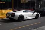 Right   Exotic Spotting in Melbourne: Lamborghini Murcielago LP640 - rear right 2 (Toorak, Vic, 28 Sept 08)