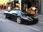 Melbourne   Exotic Spotting in Melbourne: Lamborghini Murcielago Roadster