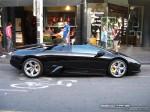 Exotic Spotting in Melbourne: Lamborghini Murcielago Roadster