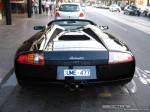Photos street Australia Exotic Spotting in Melbourne: Lamborghini Murcielago Roadster