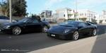 Martin   Exotic Spotting in Melbourne: Lamborghini Murcielago   Aston Martin V8 Vantage Volante (Middle Park, Vic)