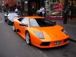 Melbourne   Exotic Spotting in Melbourne: Lamborghini Murcielagos