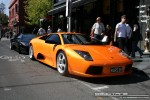 98octane Photos Exotic Spotting in Melbourne: Lamborghini Murcielagos - front right 1 (Chapel St, South Yarra, Vic, 22 March 08)