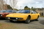 For   Lamborghinis in Daylesford (26 June 09): Lamborghini Urraco - front left 1 (Daylesford, Vic, 26 Jun 09)