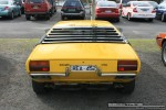 Lamborghinis in Daylesford (26 June 09): Lamborghini Urraco - rear(Daylesford, Vic, 26 Jun 09)