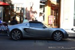 Exotic Spotting in Melbourne: Lotus Elise - profile right (South Yarra, Vic, 4 Oct 08)