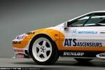 300   Lotus Esprit GT300 GT2: Lotus Esprit GT300 GT2 - front left half (Melbourne, 26 Jan 09)a